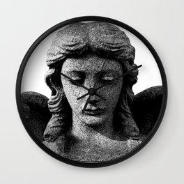 Angel Portrait Wall Clock
