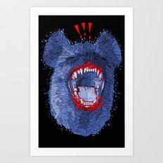 Vicious Art Print