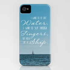 Water Slim Case iPhone (4, 4s)
