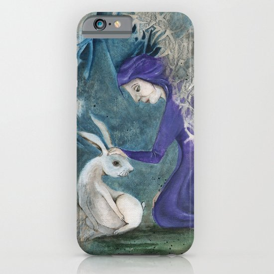Witch and Hare iPhone & iPod Case