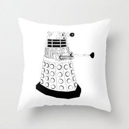 Doctor Who - Dalek Throw Pillow