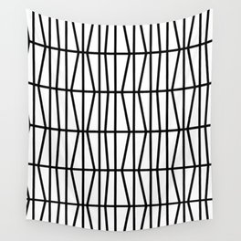 LINE_ART_01 Wall Tapestry