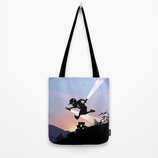 Flash Kid Tote Bag