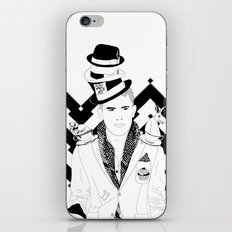 Alice in Wonderland Series - It's always tea time iPhone & iPod Skin