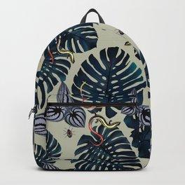 Jungle Lizards Backpack