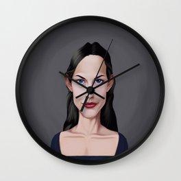Celebrity Sunday ~ Liv Tyler Wall Clock