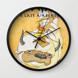 AvatarTheLastAirbender Wall Clock