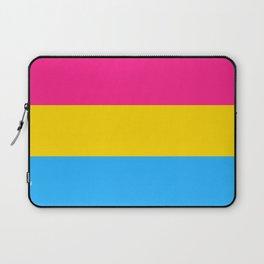 Pansexual Pride Flag Laptop Sleeve