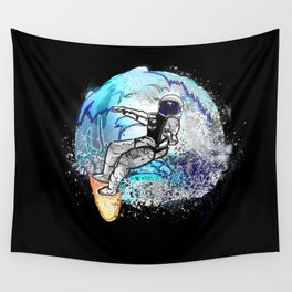 Space Shredder Wall Tapestry