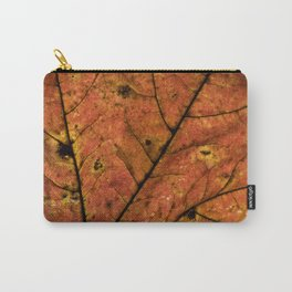 Fall Leaf III Carry-All Pouch