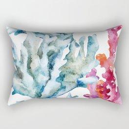 Sea Life Pattern 02 Rectangular Pillow