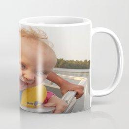 Flying with grandma Coffee Mug