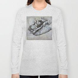 Le jardin d'Alice Long Sleeve T-shirt
