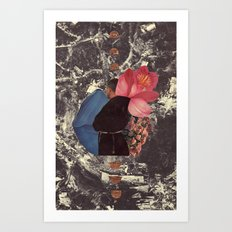 as you sow, so you shall reap Art Print