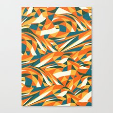Astro Naive Canvas Print