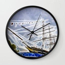 The Cutty Sark Greenwich Wall Clock