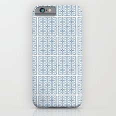 Blue Tile Pattern No. 2 Slim Case iPhone 6s
