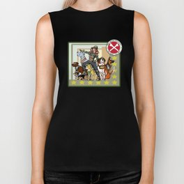 Dogs of War Biker Tank