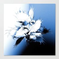 angel wings Canvas Prints featuring Angel Wings by Brian Raggatt