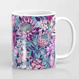Stand Out! (electric blue) Coffee Mug