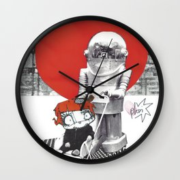 Balade Wall Clock