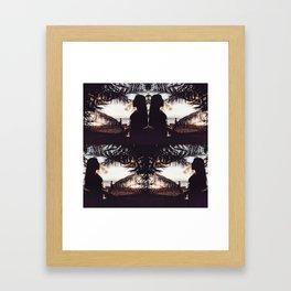 Stoney Sesh Framed Art Print