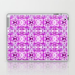 Summer Vibes Tie Dye in Magenta Laptop & iPad Skin