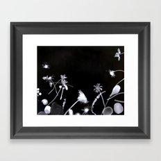 natural elements II Framed Art Print