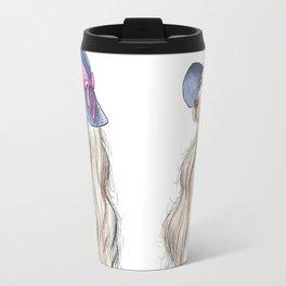Lady Dog Travel Mug