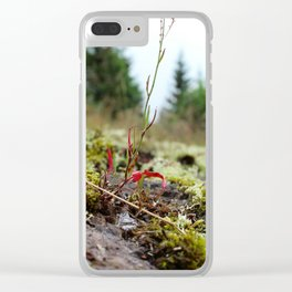 Sprout Clear iPhone Case
