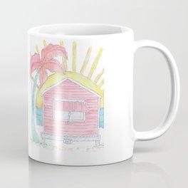 Beach Shack Vibes Coffee Mug