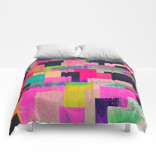 colour + pattern 4 Comforters