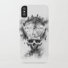 The Time Collector iPhone Case