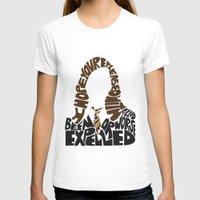 hermione T-shirts featuring Hermione by Rebecca McGoran