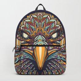 Aztec Eagle Face Backpack