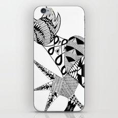 Tenacious Bird iPhone & iPod Skin