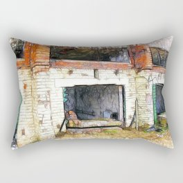 In  Need of some TLC Rectangular Pillow