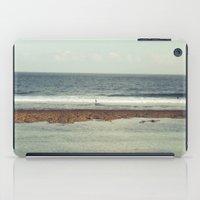 musa iPad Cases featuring Calm Sea by Musa Do Verao - Camilla Warburton