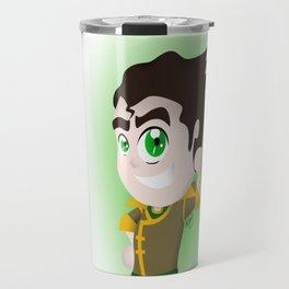 The Legend of Chibi Bolin Travel Mug