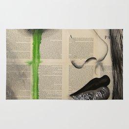 Green Eyes Rug