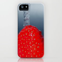 Dripping Mountain.  iPhone Case