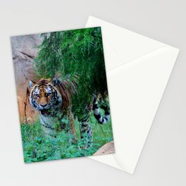Siberian Tiger Stationery Cards