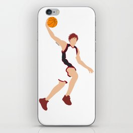 Meteor Slam iPhone Skin