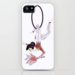Flower delivery iPhone Case