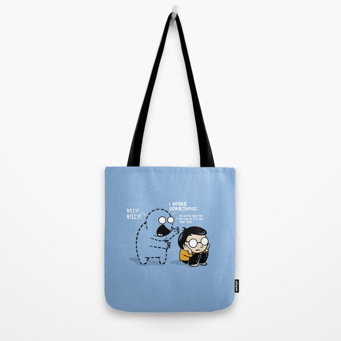 Worst Imaginary Friend Ever Tote Bag