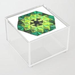 Forest Hues Acrylic Box