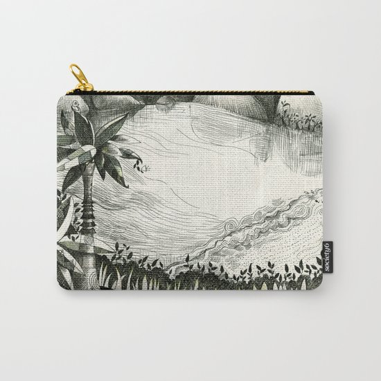 Moon Hunting Carry-All Pouch