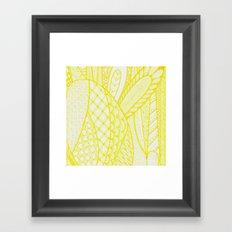 Egg Hunt Framed Art Print