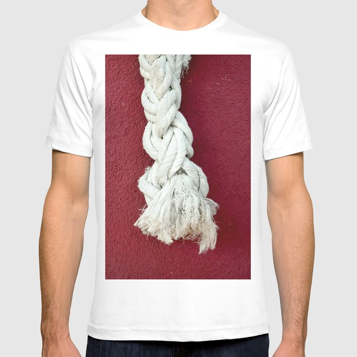 Marine rope T-shirt