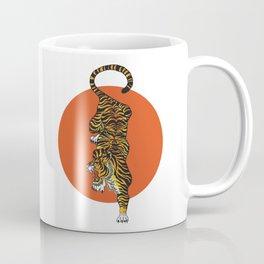 The Traditional Tiger Coffee Mug